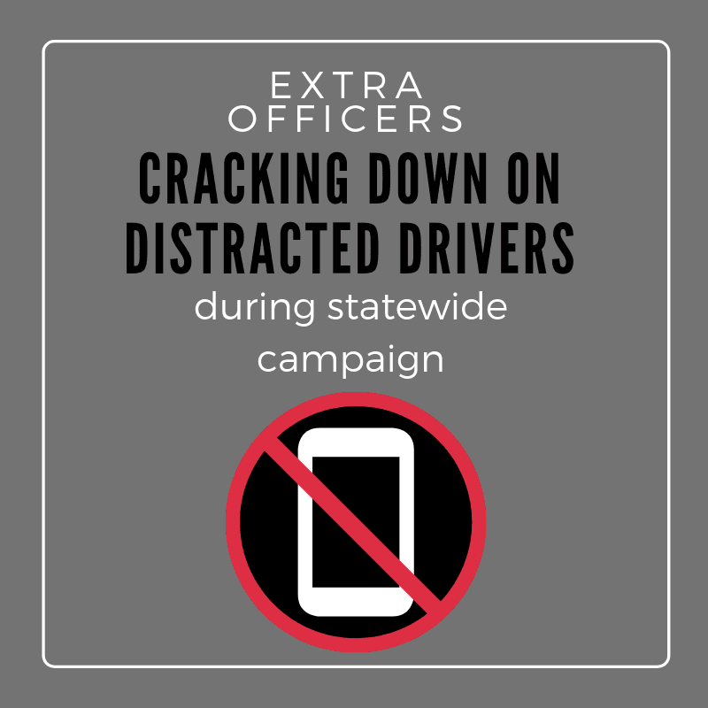 Distracted driving web