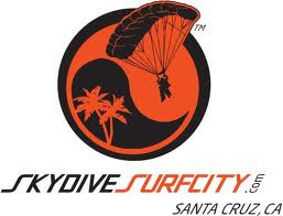 Skydive Surf City Logo