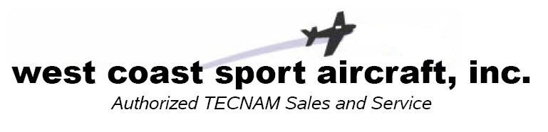 West Coast Sport Aircraft, Inc Logo