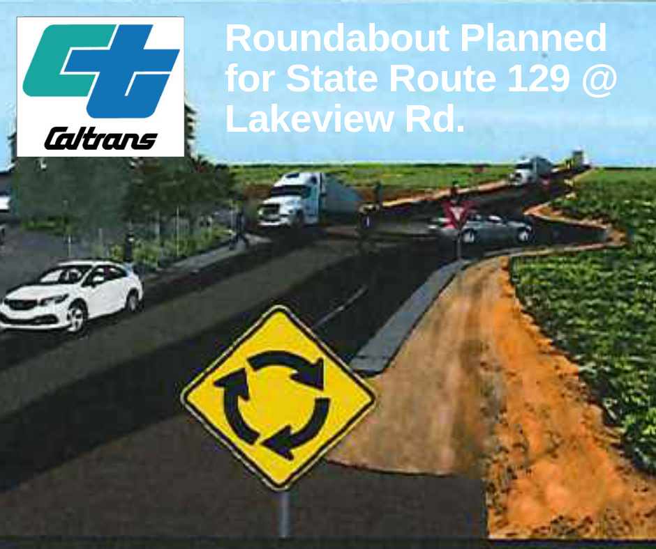 Photo of Roundabout at 129