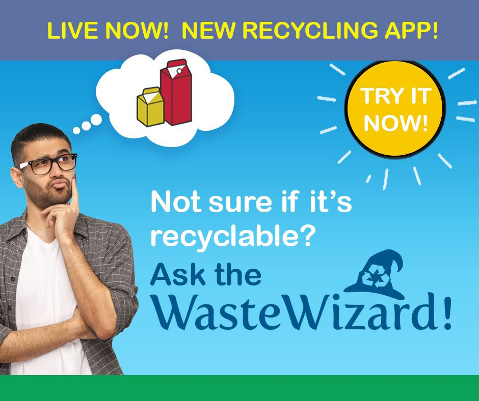 Newsflash_Waste_Wizard_Live_Now