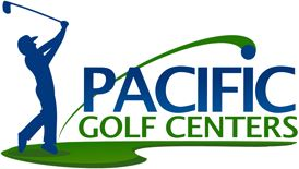 Pacific Golf Centers Logo