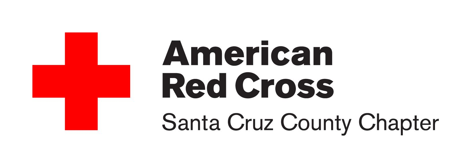 American Red Cross Santa Cruz County Chapter Logo