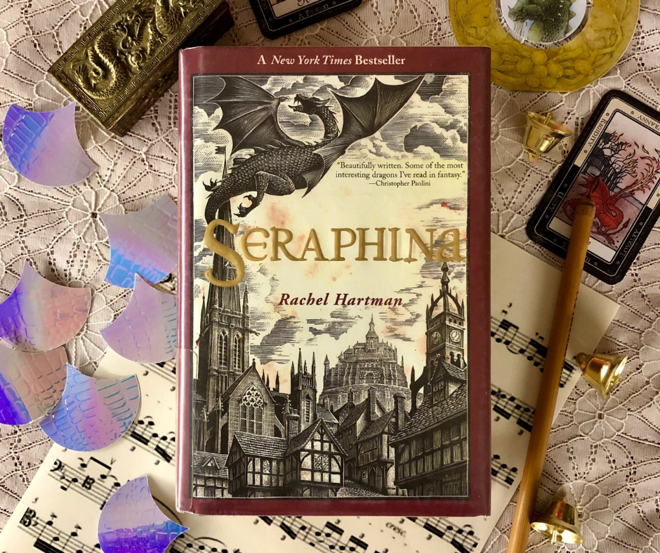 Seraphina_book recommendation
