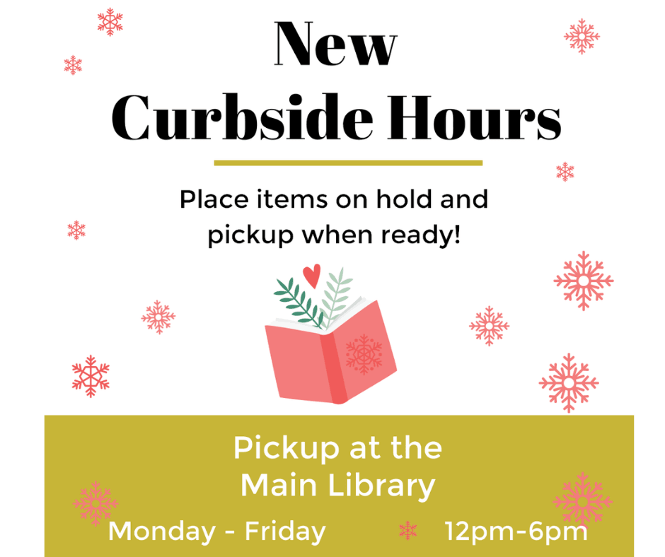 Library Curbside Hours