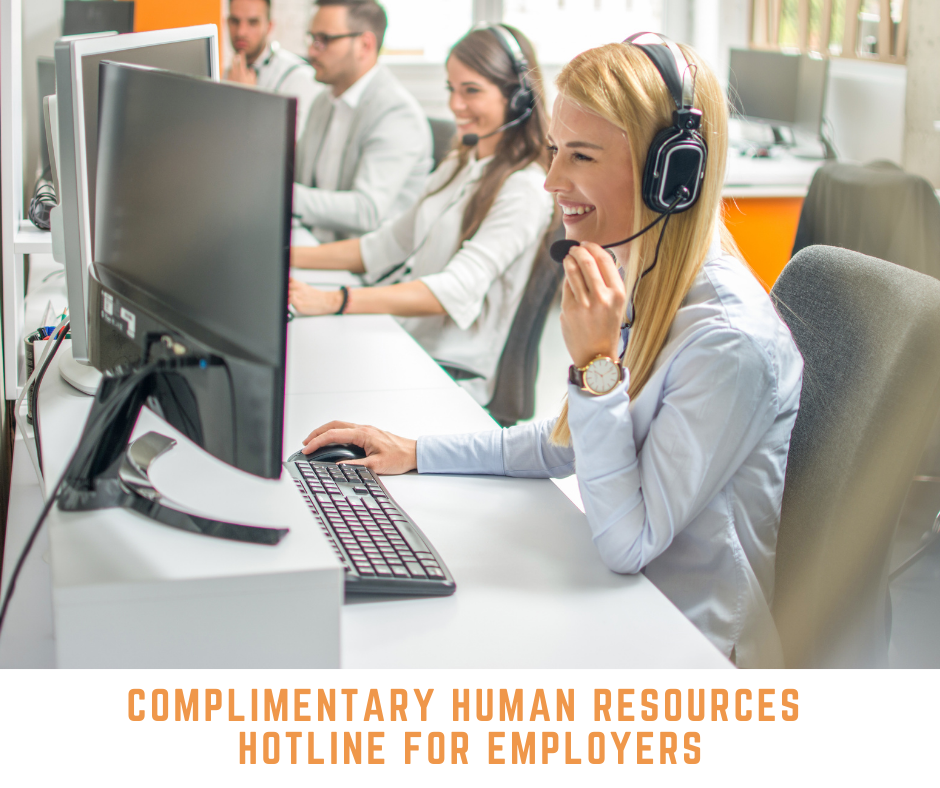 HR Hotline for Employers_