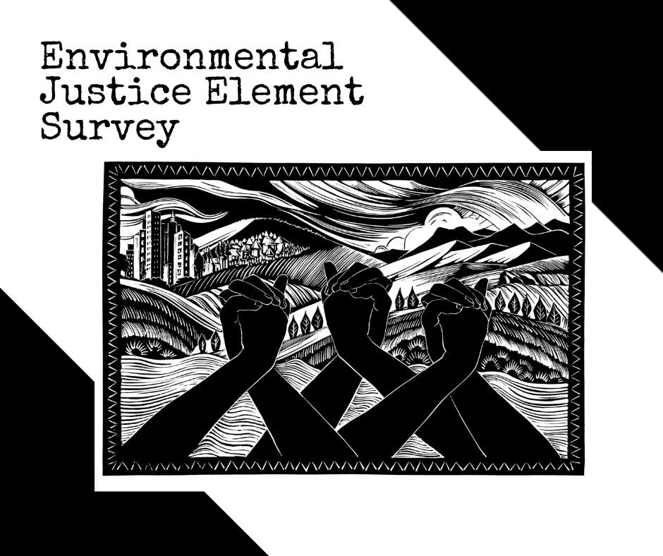 Environmental Justice Element Survey
