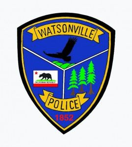 Watsonville Police Department Badge