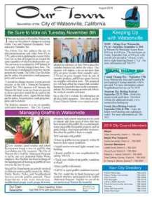 Our Town Newsletter Archive