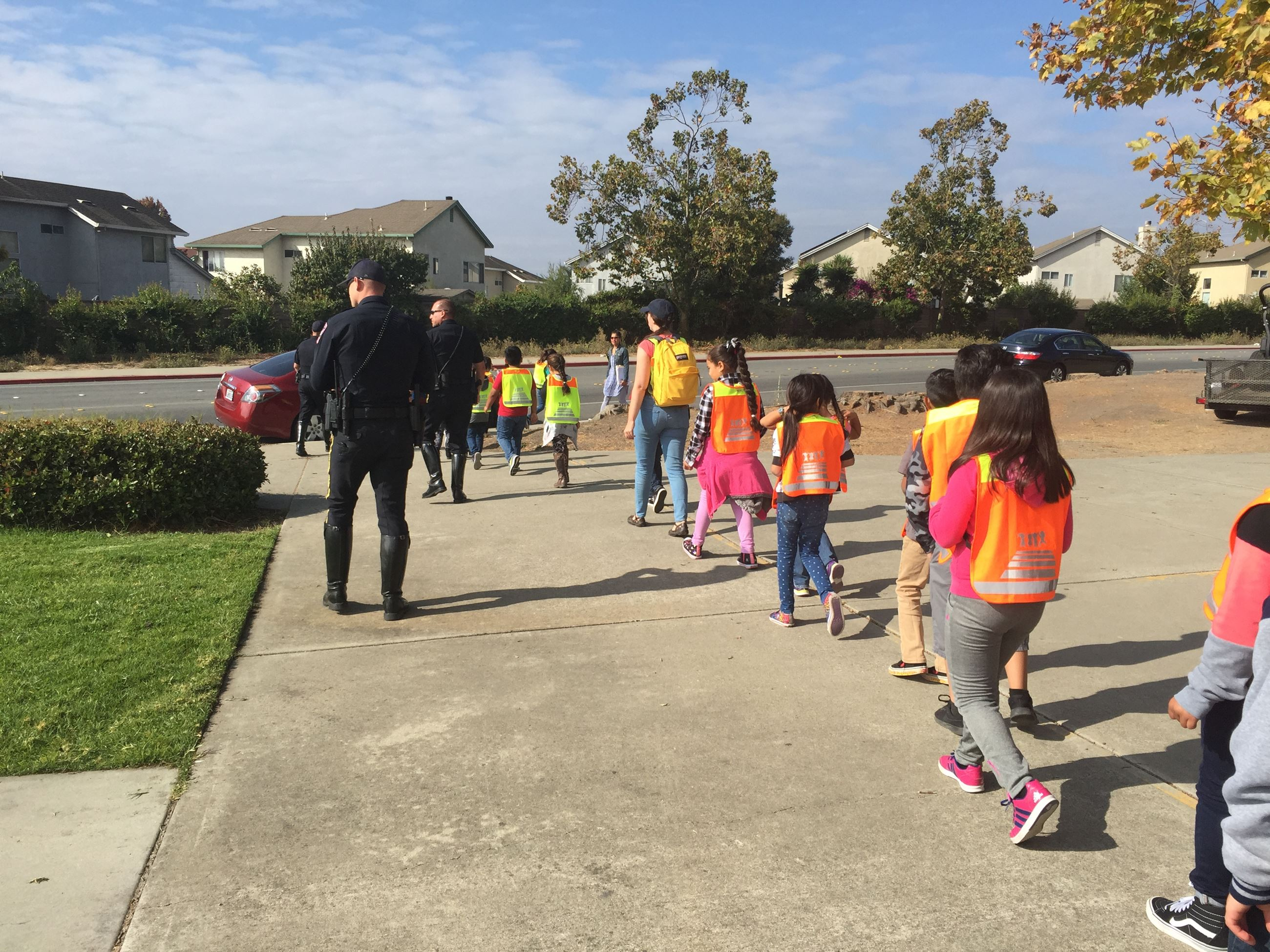 Traffic Safety Education Starlight Elementary School