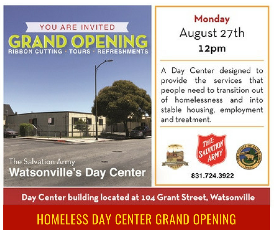 homeless day center