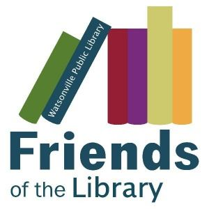 Logo for the Friends of the Watsonville Public Library