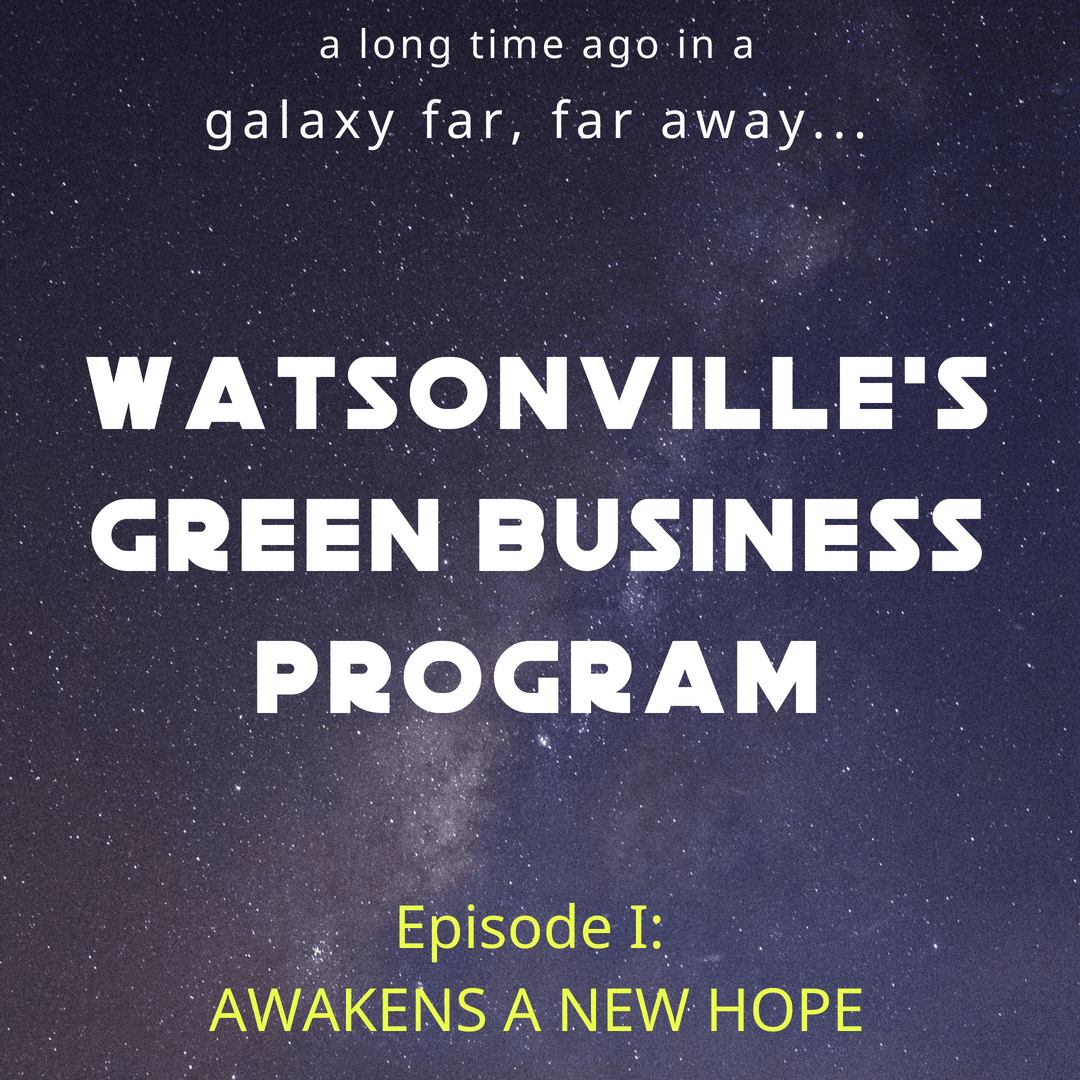 Watsonville Green Business Program
